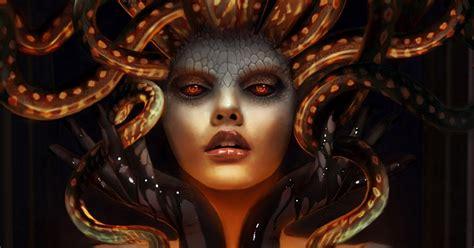 Snake's Venom: Gorgon 5e Homebrew (WIP)