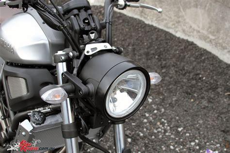 2016 Yamaha Xsr700 Lams