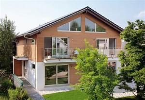 Fertighaus Mit Klinkerfassade : fertighaus mit galerie schw rerhaus ~ Markanthonyermac.com Haus und Dekorationen