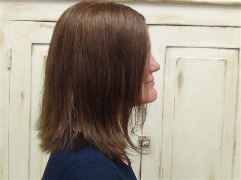Style Chunky Bob Hair Hairstyle