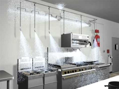 PyroChem Kitchen Knight II Restaurant Fire Suppression