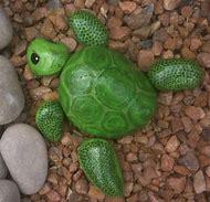 Turtles Painted On Rocks