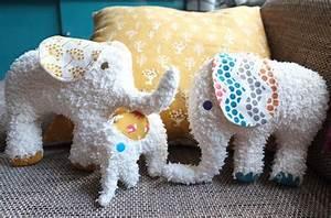 Spielsachen Selber Nähen : kuschel elefantenfamilie n hen kuschelelefant kuscheltier elefant in 3 gr en n hen baby ~ Markanthonyermac.com Haus und Dekorationen