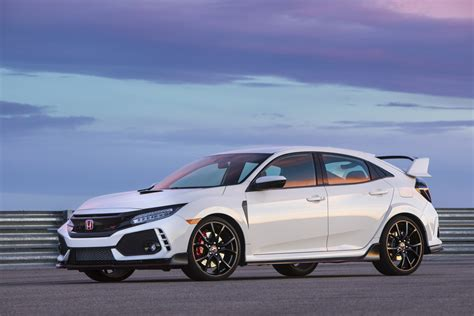 Honda Civic Type R Prices Start From 33900 As Us Sales Begin