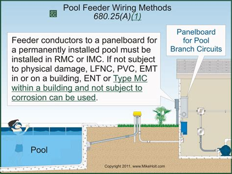 Wiring Diagram For Inground Pool by Nec On Swimming Pools And Spas Electrical