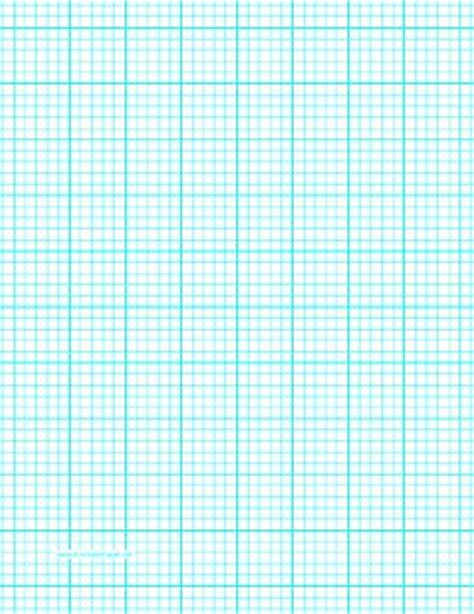 letter sized graph paper   aqua blue lines