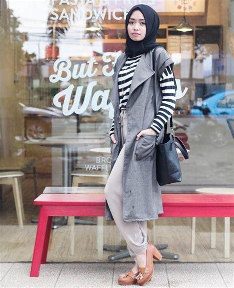 gambar tutorial hijab   kursus hijab gaya hijab hijab