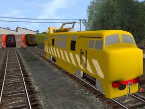Thomas and Diesel 10 Magic Railroad