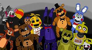 F-naf Shadow Freddy Related Keywords - F-naf Shadow Freddy