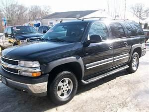 2003 Chevrolet Suburban - Overview