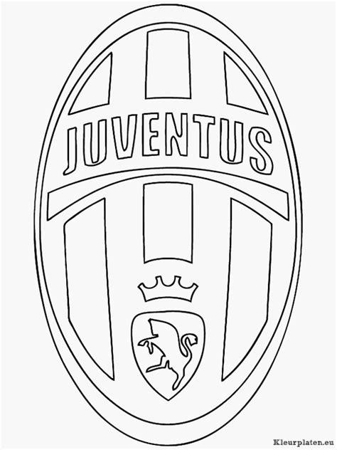 Ajax Kleurplaat Logo by Voetbal Logo Kleurplaten Schets Voetbal Kleurplaat Ajax