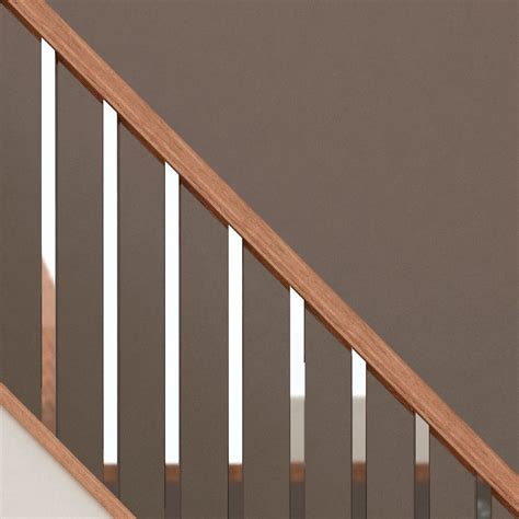 chrome banister modern handrails for stairs search stair rails
