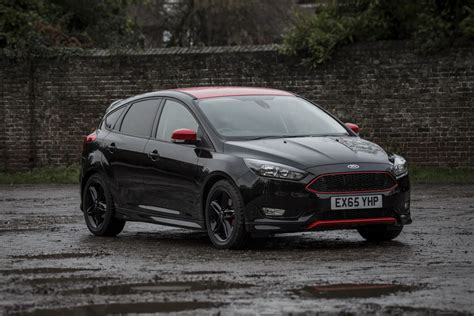 small cars black ford uk shows off special edition small car trio carscoops