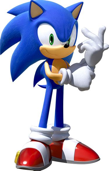 Movie Sonic the Hedgehog Character