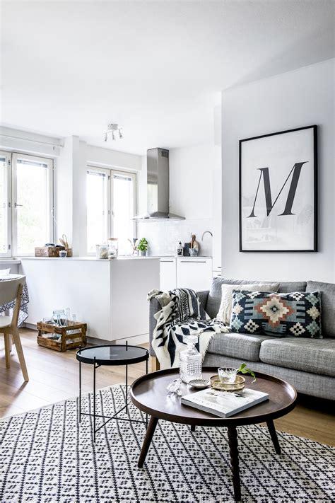 scandinavian livingroom bright nordic style apartment by seppanen