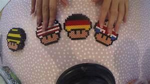 Bügelperlen Super Mario : super mario pilz aus b gelperlen youtube ~ Eleganceandgraceweddings.com Haus und Dekorationen