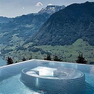 Hotel Villa Honegg Suisse : rooftop pool rooftops and switzerland on pinterest ~ Melissatoandfro.com Idées de Décoration