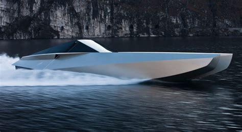 Motorjacht Hch X by Yachting Design