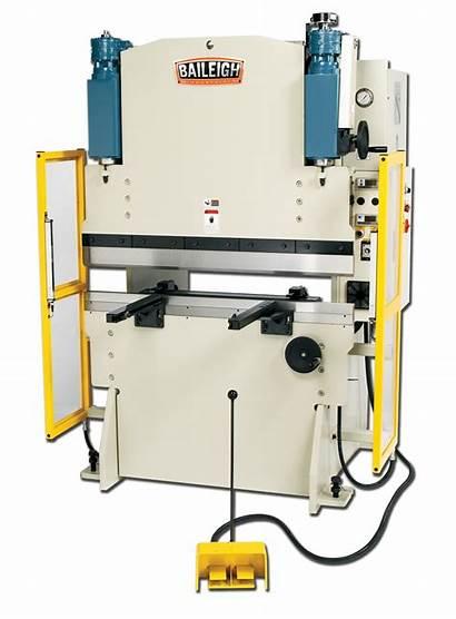 Brake Press Hydraulic Baileigh Industrial Ton Brakes