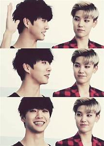Yongguk and Zelo of B.A.P | B.A.P | Pinterest