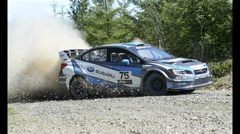 Subaru Wrx Sti Rally Car #75