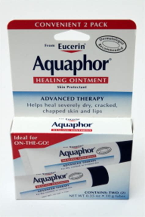 aquaphor healing ointment travel size miniature
