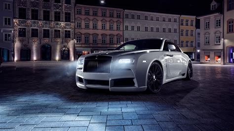 Rolls Royce Wraith Wallpapers by Spofec Rolls Royce Wraith Wallpaper Hd Car Wallpapers