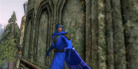 the elven tailor the blue wizards