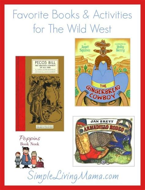 favorite books for the the west activities 155 | 50b0e1adde8366544e35523fe4a8f9d6
