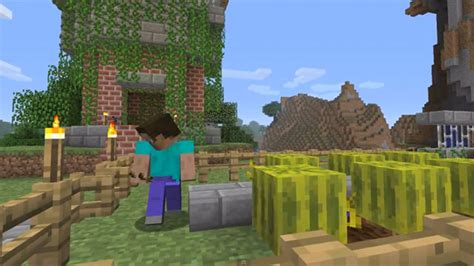 Minecrafts Big Adventure Update Leaks A Lil Early