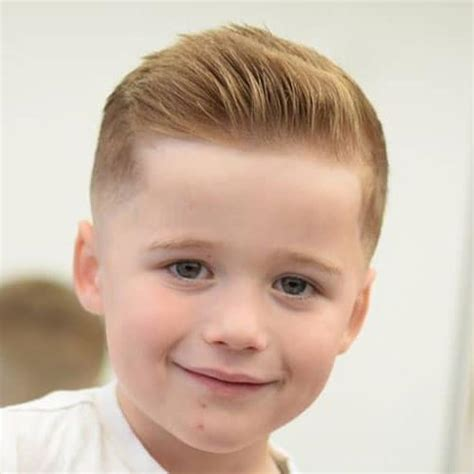 Small Hairstyle For Boy by 35 Toddler Boy Haircuts 2019 Guide S