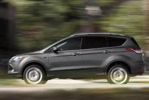ford escape  car review autotrader