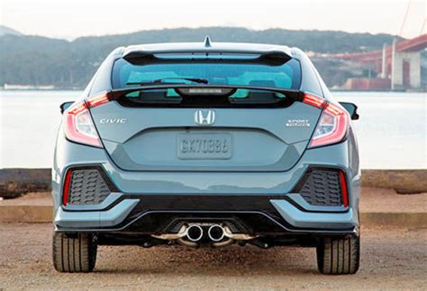 The 2022 honda civic hatchback, the sportier sibling to the sedan revealed earlier, has been previewed by spy shots on the civic xi forum as reported by cnet's roadshow. 2022 Honda Civic Hatchback: cleaning up the mess - CAR ON ...