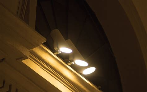 Tecnologia Led Per Illuminazione Illuminazione Chiese Lade A Led