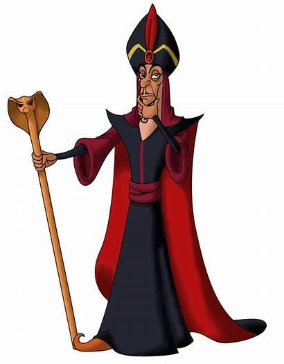Jafar Villain Aladdin Disney Deviantart Iago Villains