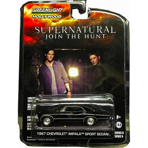 toy supernatural merchandise matchbox tv toys series amazon tvseriesmerchandise
