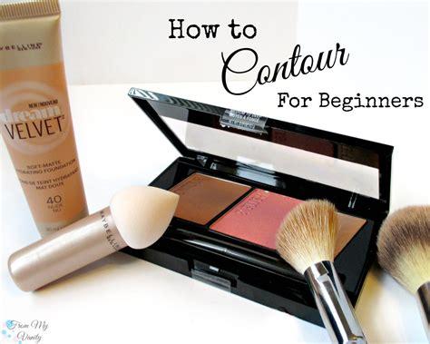 contour  beginners   vanity