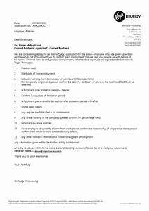 Example Of A Thank You Letter For An Interview Employment Reference Letter For Mortgage Pdf Format E