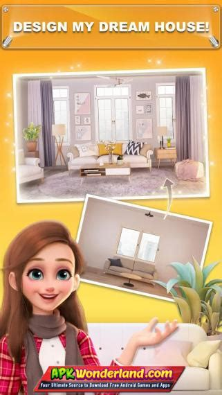 home design dreams  apk mod