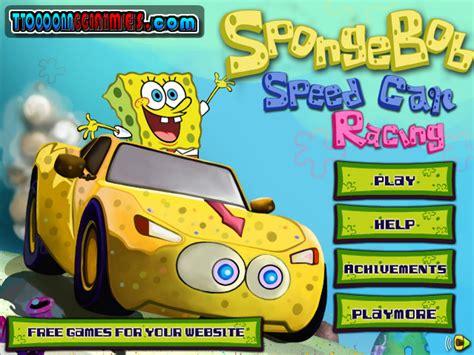 Spongebob Driving