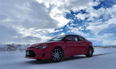2014 Scion Tc Is A Little Red Speedster On A Budget