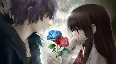 romance love anime  desktop background hdlovewallcom