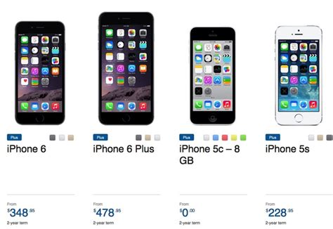 iphone price bell sasktel increase iphone 6 prices now starting at