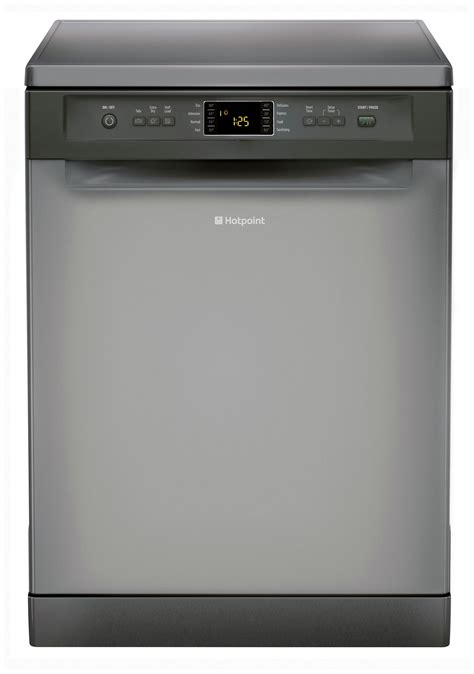 silver dishwasher visit