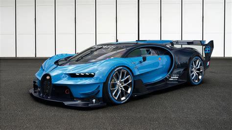 2018 Bugatti Vision Gran Turismo 3 Wallpaper Hd Car