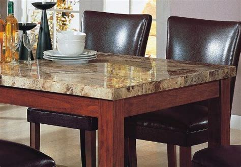 granite top kitchen table set 1000 ideas about granite dining table on
