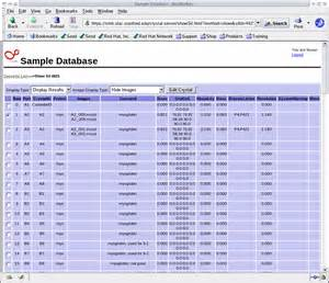 How To Spreadsheet The Ssrl Automated Mounting Sam System