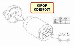 Kipor Kde6700t Auto Start