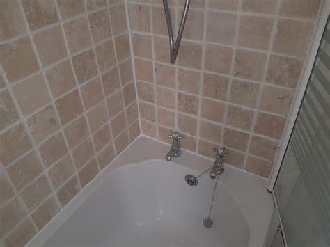 Quick And Effective Bath Tile Refresh In Edinburgh