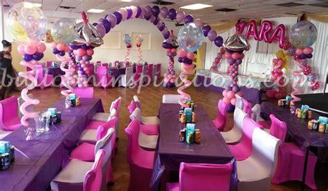 balloon inspirations spectacular balloon  party